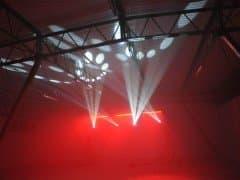 (019) dekoracja światłem